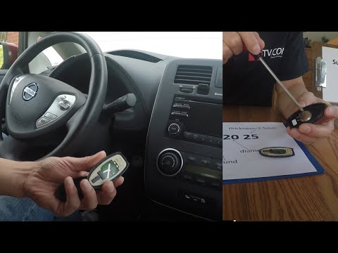 Smartkey Fob Battery Dies How To Enter Car Start Engine Or