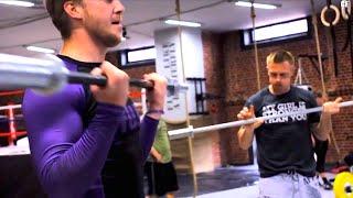 Функциональная тренировка для борцов бразильского Джиу Джитсу в клубе ARMA S.M.C