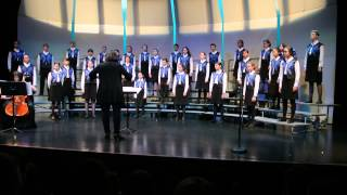 Taivas on Sininen arr. by Donald Patriquin- Coastal Sound Children