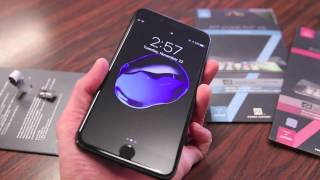 Power Support Anti Glare Screen Shield -  iPhone 7 / 7 PLUS - Demo / Review
