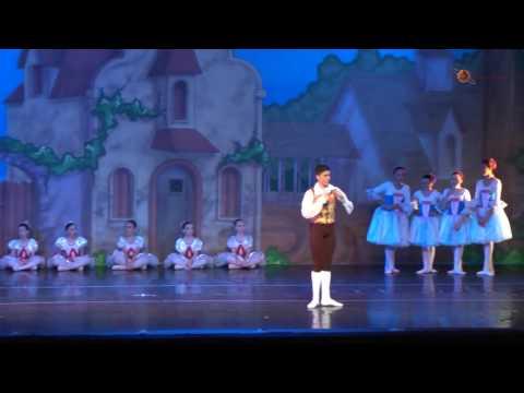 Esperia Ballet Coppelia 2016 HD