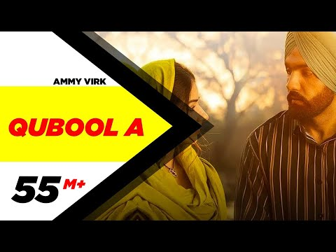 Qubool A (Full Video)| Sufna | Ammy Virk | Tania | Hashmat Sultana | B Praak | Jaani | New Song 2020
