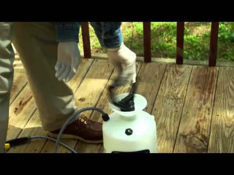 Clean, Stain, and Seal A Wooden Deck in a Day