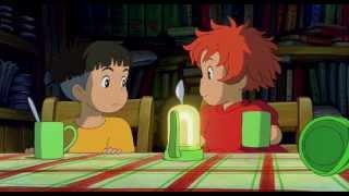Ponyo sur la falaise [Gake no ue no Ponyo] - Trailer