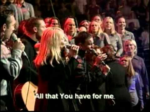Hillsong -Faith I can move the mountains