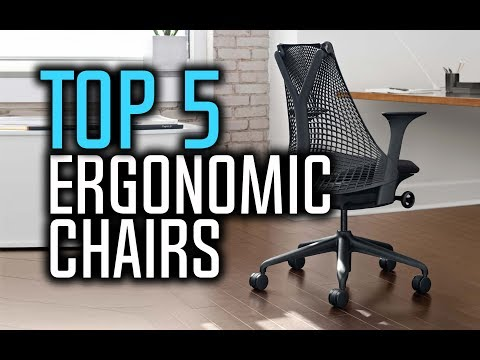 Best Ergonomic Chairs in 2018 - Which Is The Most Comfortable Chair?