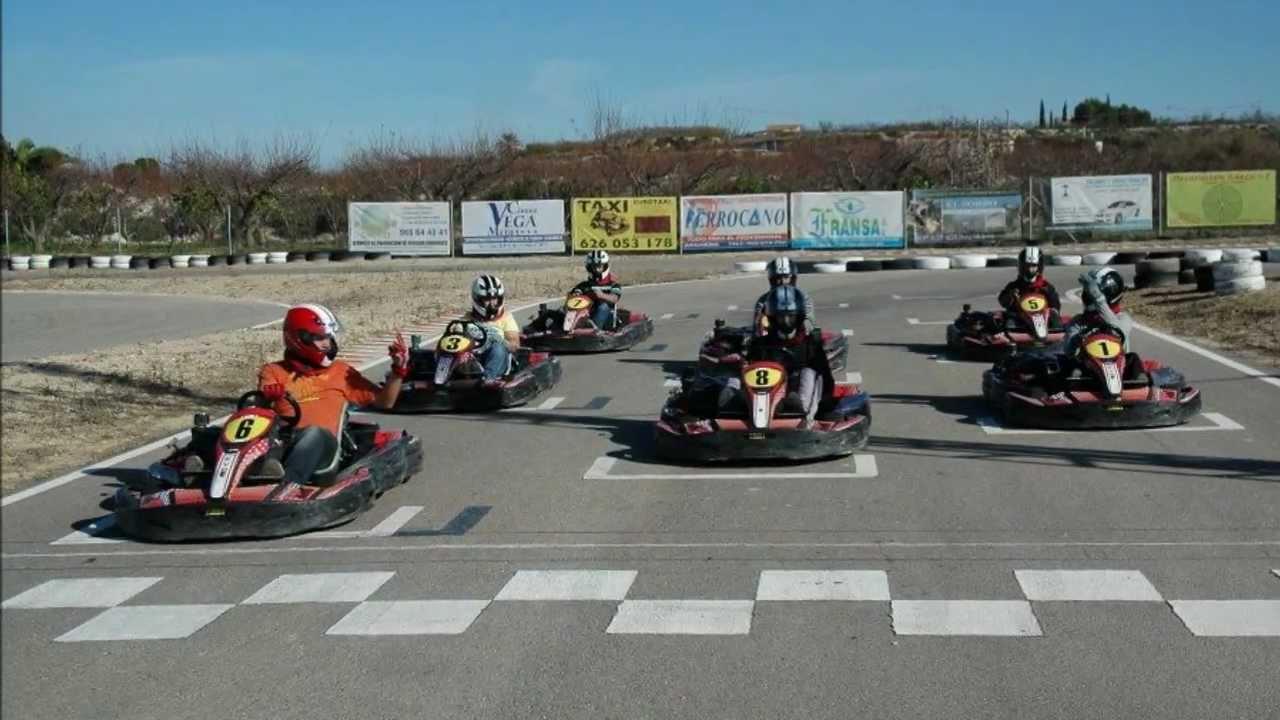 kart valle Circuito de Karting Valle de Ricote (KVR)   YouTube kart valle
