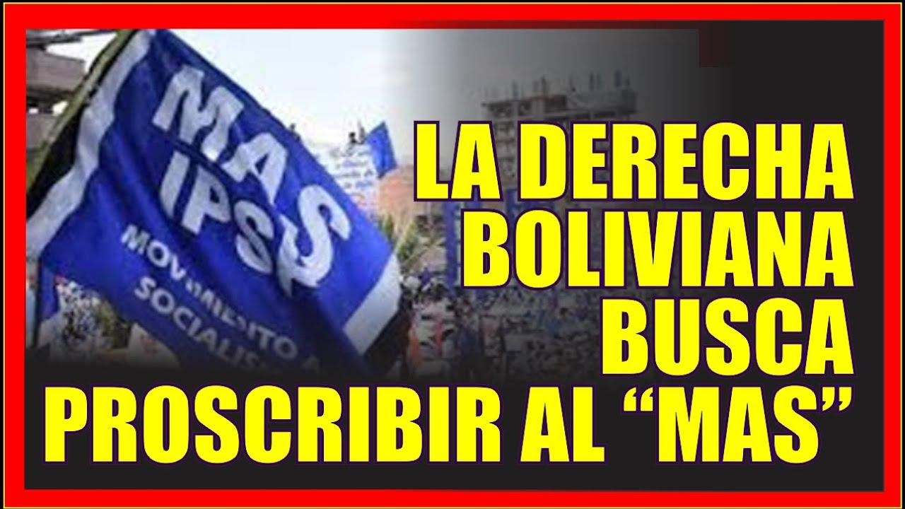 ¿PROSCRIBEN AL MAS? Candidato a Dip. Ivan Martinez en dialogo con Bolivianos en el extranjero