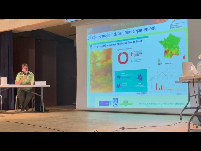 04 Protection de la presqu'île du Cap Ferret - PALCF ONF Le risque Incendie Introduction Cap Ferret