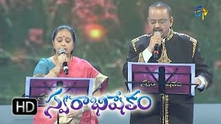 srirastu-subhamastu-song---sp-balu-vasantha-performance-in-etv-swarabhishekam-8th-nov-2015