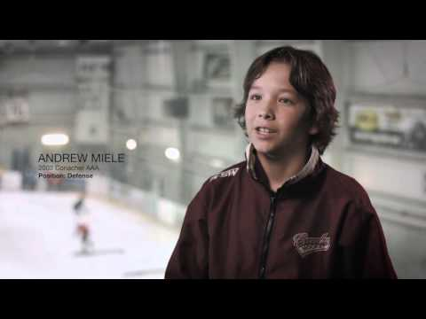 What Conacher athletes have to say about the program | Conacher Hockey AAA