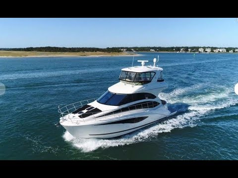 2011 Meridian 541 Sedan Bridge Yacht For Sale at MarineMax Wrightsville Beach