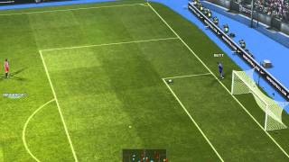Pes 2011 Gameplay pc HD [MigueTheXgamers]