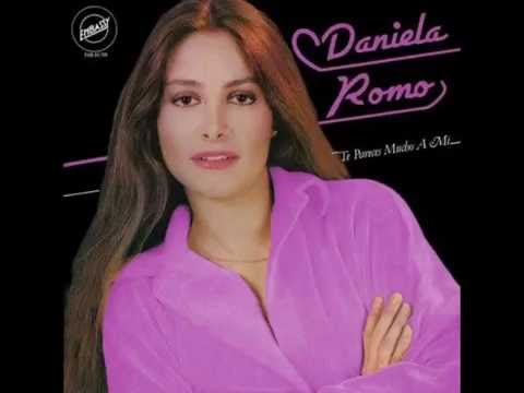 Canciones  Romanticas  de Daniela Romo