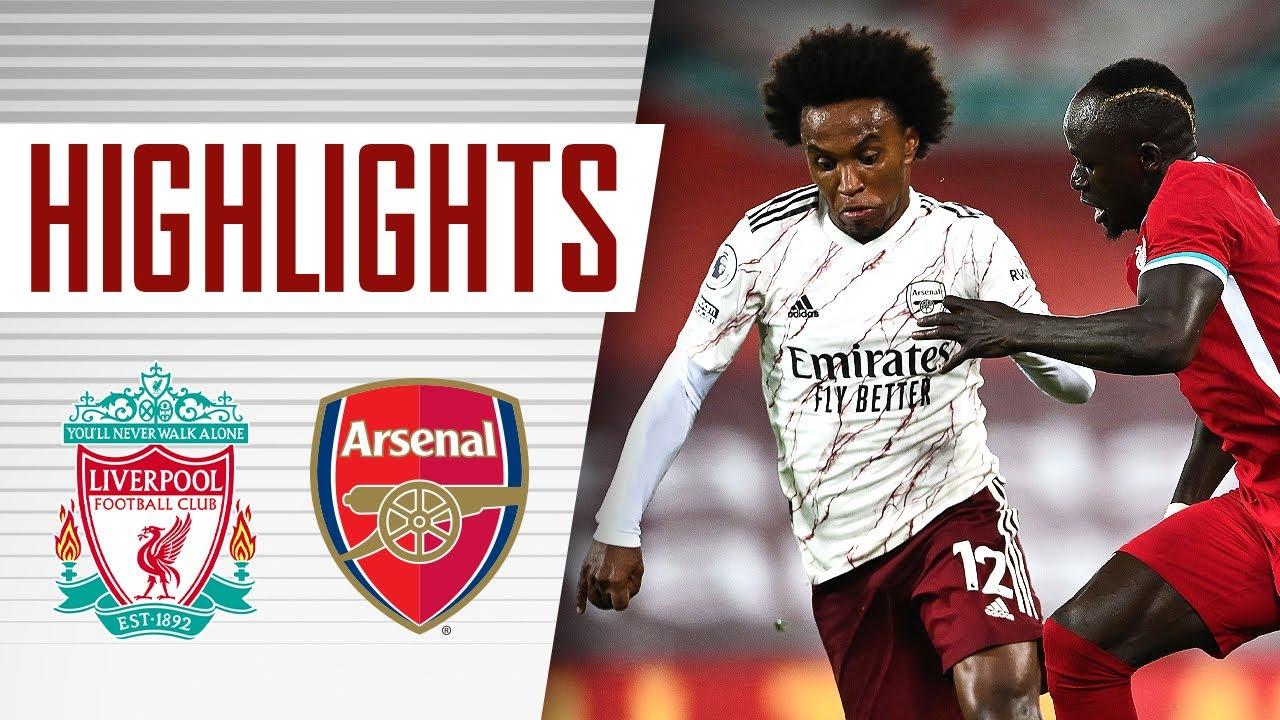 Download HIGHLIGHTS | Liverpool vs Arsenal (3-1) | Premier League