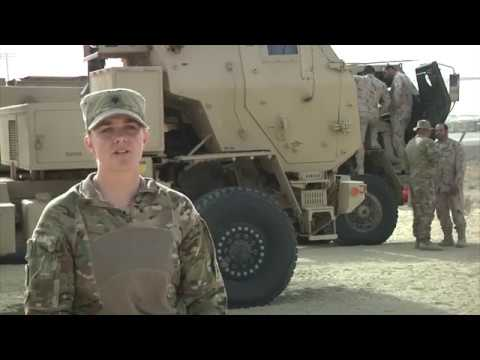 It's All About Speed:U.S., Emirati Forces Practice Rapid Infiltration of HIMARS,UNITED ARAB EMIRATES