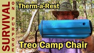Therm-a-Rest Treo Chair - Great Outdoor Gifts Under $100