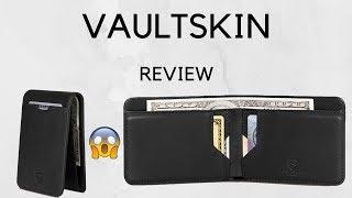 Vaultskin Manhattan Wallet Review
