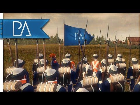 INTENSE KNIGHTS OF APOLLO BATTLE - Napoleon Total War Mod Gameplay