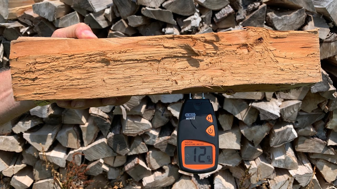 How To Dry Firewood Faster
