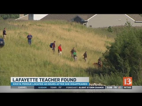 Family connection: How pond is related to search for missing toddler ...