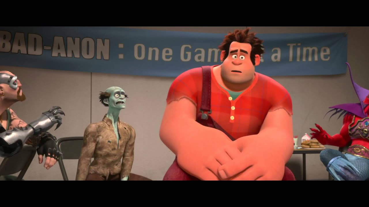 WRECK-IT RALPH Trailer 2012 Movie - Official [HD] - YouTube