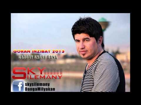 GORAN INZIBAT GA3DAY SHARY BANA TRACK3
