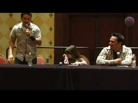 Ikkicon 2010 - Power Rangers Panel Part 1 (Jason David Frank and Johnny Yong Bosch)