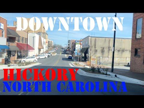 Hickory - North Carolina - Downtown Drive