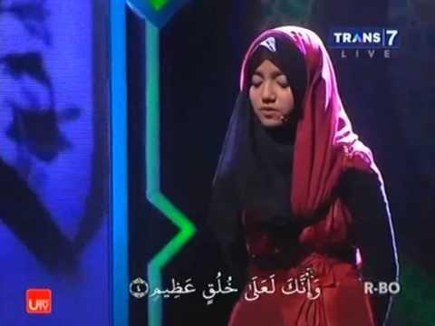wirda mansyur, al-qolam