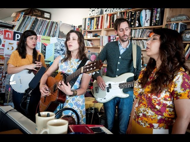 Dana Falconberry: NPR Music Tiny Desk Concert