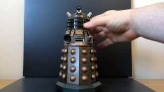 Doctor Who Wesco Talking Dalek Alarm Clock