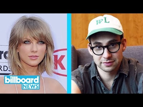 Jack Antonoff Tweets About Making Taylor...