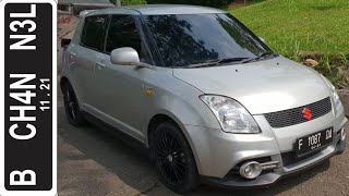 In Depth Tour Suzuki Swift GT3 MT [2nd Gen] (2012) - Indonesia Video