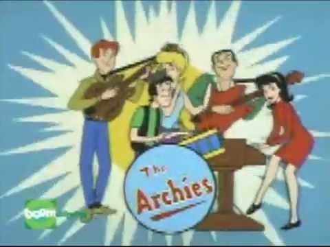 Dibujos animados  Archies   ( ARCHICHU)