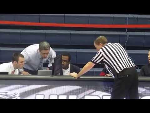 Sacred Heart vs Long Island University Brooklyn - Men's Basketball - Double Overtime - Jan 08, 2015