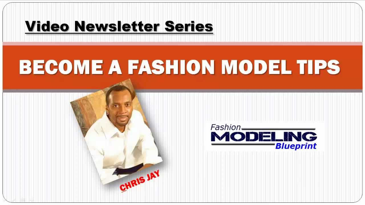 How To Become A Model  Fashion Model