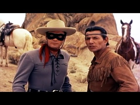 The Lone Ranger | Hot Spell In Panamint | HD | TV Series English Full Episode