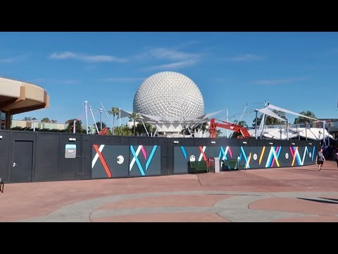The Many Changes Taking Place at EPCOT - Major Updates and Closures To Walt Disney World Theme Park