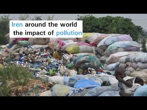Turning trash into building blocks for children's futures