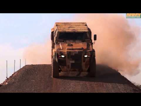AAD 2014 live demonstration armoured vehicle Africa Aerospace and defense exhibition South Africa