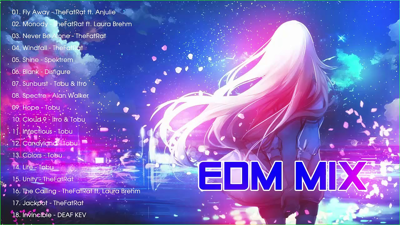 Top EDM Music Of All Time - Best EDM Playlist 2018 - YouTube