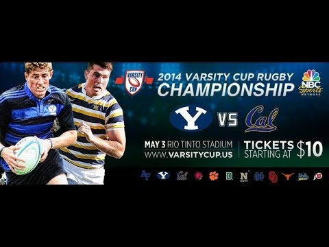 2014 Varsity Cup Rugby National Championship - NBCSN - HD