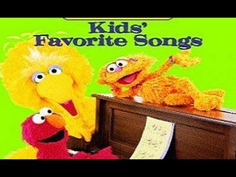 Sesame Street Kids Favorite Songs P 1