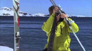 Skiing in the Remote Regions of the Antarctic with Andrew McLean