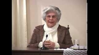 """A médium Isabel Salomão de Campos """"nos ensina como conquistar a Paz anunciada por Jesus """""""