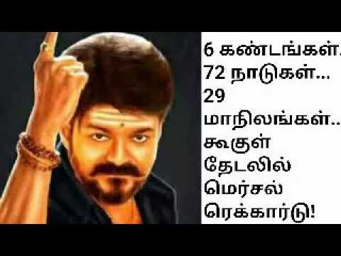 6 continents, 72 countries, 29 states mersal record break in Google search