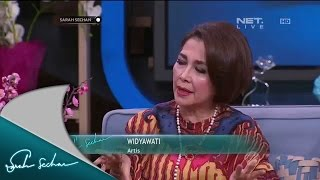 Kecintaan Widyawati Terhadap Almarhum Sophan Sophiaan