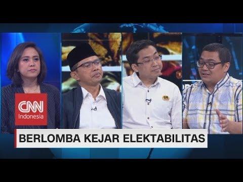 Median: Jokowi Unggul Tapi Stagnan, Prabowo Unggul Di Medsos Belum Tentu Menang Pilpres