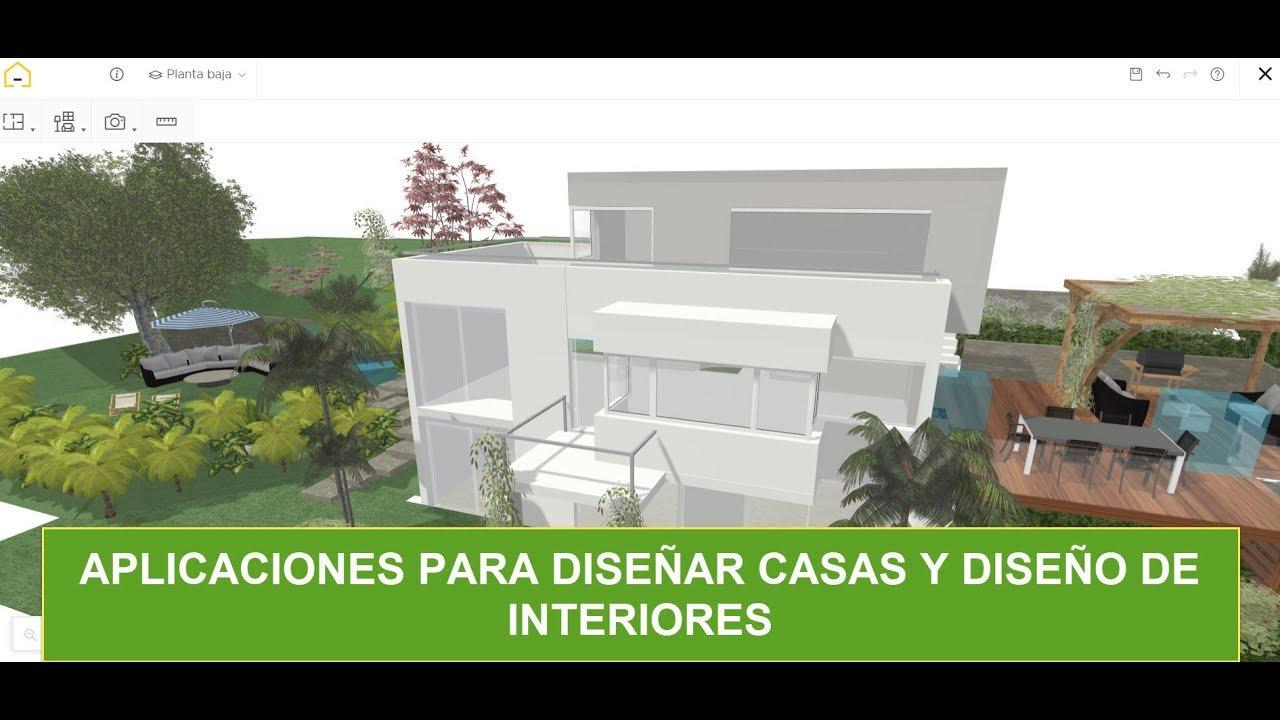 Aplicaciones para dise ar casas y dise o de interiores for Aplicacion para diseno de interiores 3d